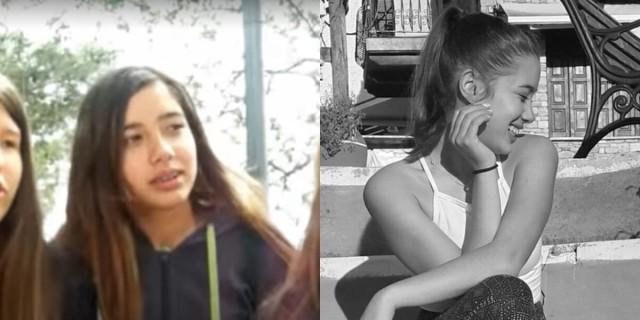 Γλυκά Νερά: Η Κάρολαϊν σε βίντεο κατά της βίας και του bullying στα 13 της
