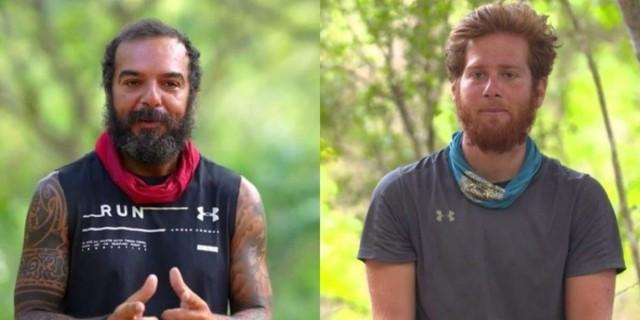 Για φαγητό στην Σύμη ο Τζέιμς με τον Τριαντάφυλλο - Κολλητάρια μετά το Survivor