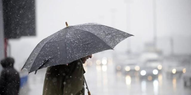 Έκτακτο δελτίο καιρού: Έρχονται βροχές και μποφόρ