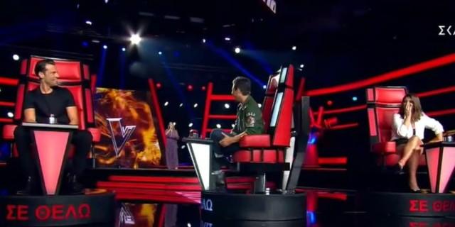 The Voice: Αυτή ήταν η διαγωνιζόμενη που εντυπωσίασε τους κριτές