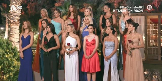 The Bachelor 2: Αυτή η κοπέλα αποχώρησε από την Τελετή των Ρόδων