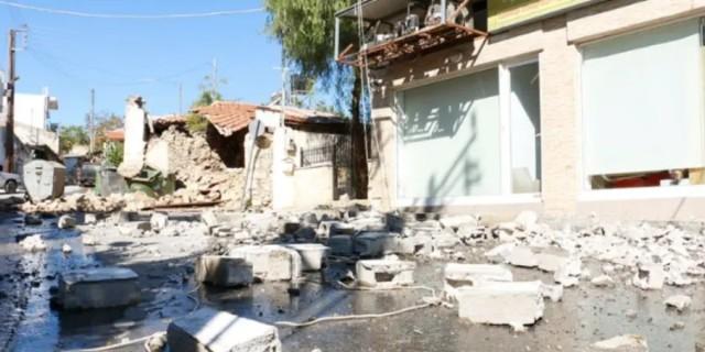 Σεισμός στην Κρήτη: Πάνω από 20 δυνατοί μετασεισμοί