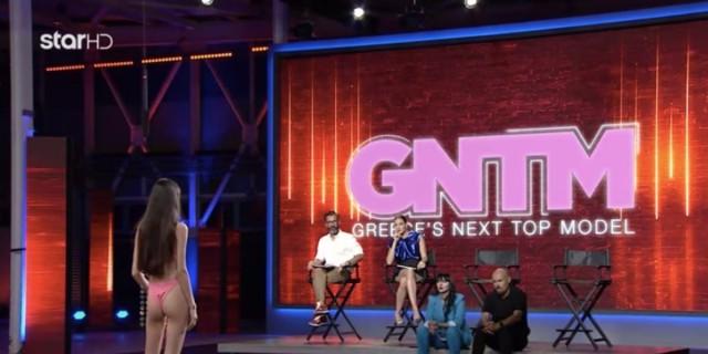GNTM 4: «Είναι η επόμενη Ροζάνα Γεωργίου» - Έπαθαν σοκ οι κριτές μόλις την είδαν