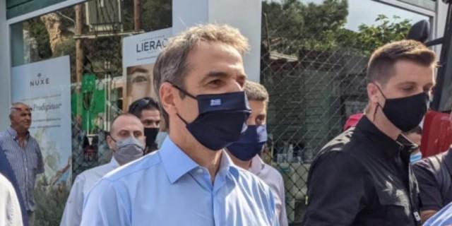 Στην Κρήτη ο Κυριάκος Μητσοτάκης - Οι πρώτες του δηλώσεις λίγες ώρες μετά τους ισχυρούς σεισμούς