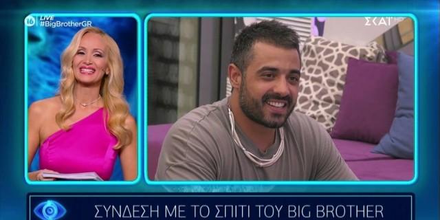 Big Brother 2: Μπαμπάς δύο παιδιών ο νέος συγκάτοικος στο σπίτι του Μεγάλου Αδερφού
