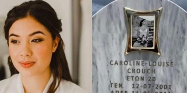 Γλυκά Νερά: «Το πήρε από το μνήμα και το έσπασε» - Ανατριχιαστικό περιστατικό πάνω από τον τάφο της Καρολάιν