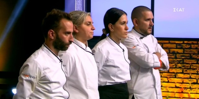 Top Chef: Αυτός είναι ο δεύτερος υποψήφιος προς αποχώρηση