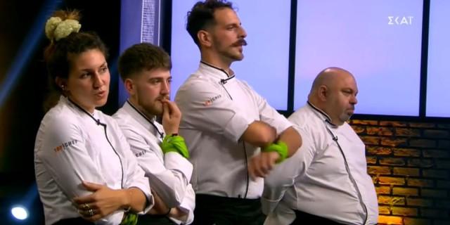 Top Chef: Αυτός είναι ο τρίτος υποψήφιος προς αποχώρηση