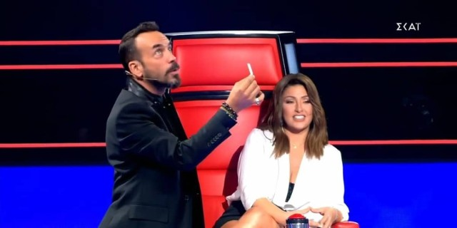 The Voice - highlights 26/9: Η μαμά και ο γιος που συγκίνησαν, ο γιος τραγουδιστή και η Eurovision Junior