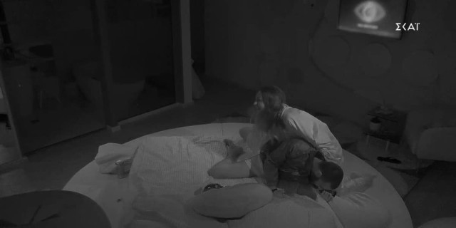 Big Brother 2: Πιο κοντά από ποτέ η Ευδοκία με τον Νίκο