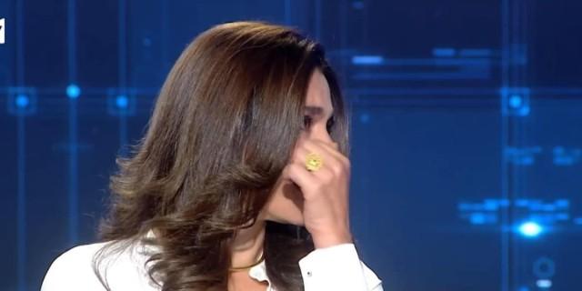 Ξέσπασε σε κλάματα η Μαρία Ναυπλιώτου στο πλατό της εκπομπής Ενώπιος Ενωπίω