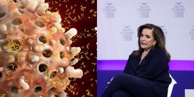 Πολλαπλό μυέλωμα: Η σπάνια μορφή καρκίνου με την οποία διαγνώσθηκε η Ντόρα Μπακογιάννη