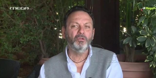Συγκλονίζει ο Στάθης Αγγελόπουλος - «Οι γιατροί έλεγαν στους δικούς μου να είναι προετοιμασμένοι για το μοιραίο»