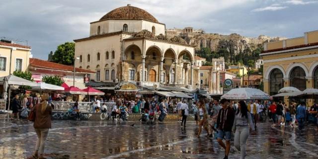 Καιρός: Βροχερή προβλέπεται η 28η Οκτωβρίου στην Αθήνα