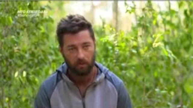 Survivor: Έξαλλος ο Τόνι - «Τους αρέσει το ψέμα και η διπροσωπία» (βίντεο)