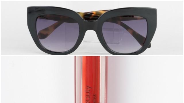 Διαγωνισμός: Οι τυχεροί που κέρδισαν  ένα σετ με γυαλιά ηλίου και ένα κατακόκκινο κραγιόν!
