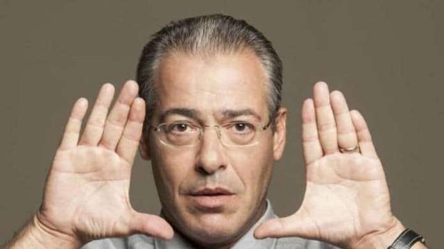 Alpha tv: «Ξύλο» έφαγε ο Νικος Μάνεσης!