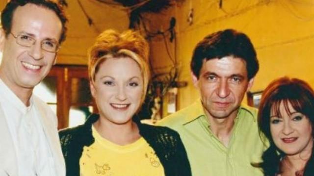 Τζόυς Ευείδη - Γεράσιμος Σκιαδαρέσης: Η Σταυρούλα και ο Φατσέας ξανά μαζί 13 χρόνια μετά το τέλος της σειράς!