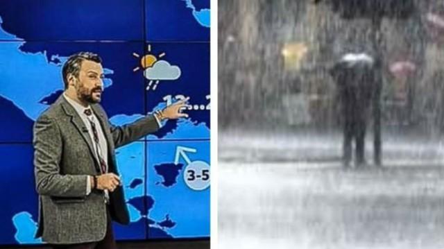 Γιάννης Καλλιάνος: Έρχονται βροχές και πτώση της θερμοκρασίας!
