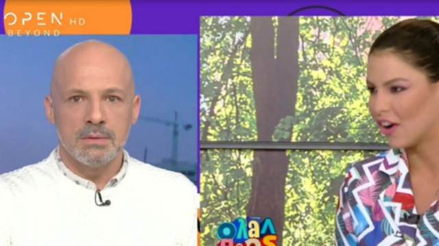 Νίκος Μουτσινάς: Η απίστευτη πρόκληση της Μέγκι Ντρίο και η υπόσχεση του!