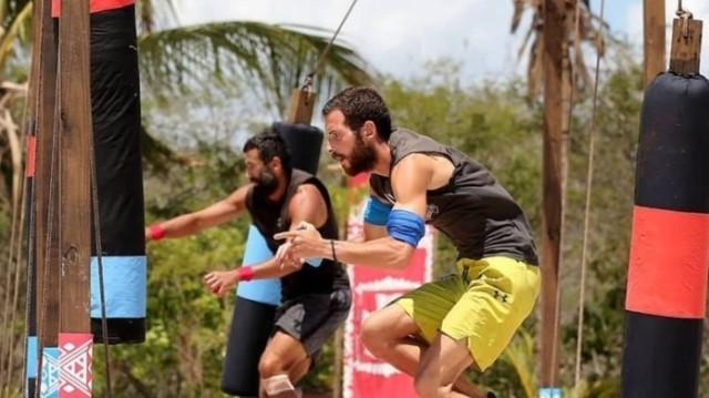Survivor: Μεγάλο ντέρμπι! Αυτή η ομάδα κέρδισε το έπαθλο! (βίντεο)