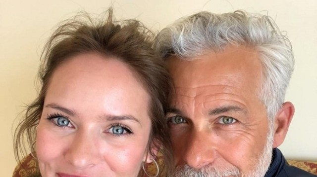 Xάρης Χριστόπουλος: Η απίστευτη φωτογραφία που τράβηξε τη σύζυγό του!
