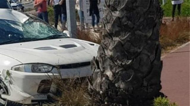 Σοκ! Νεκρός τουρίστας σε τροχαίο! Αυτοκίνητο εξετράπη της πορείας του και έπεσε πάνω του!