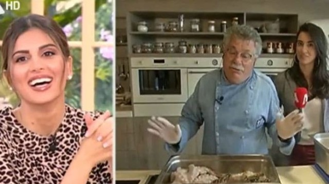 Σταματίνα Τσιμτσιλή: Κάγκελο ο Λαζάρου με την ατάκα της για τον... εγκέφαλο γαρίδας!