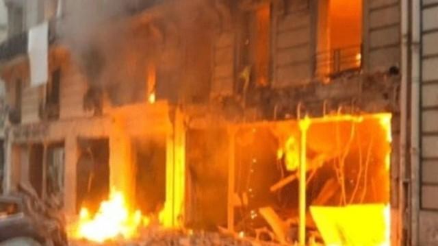 Φονική έκρηξη έξω από το υπουργείο Επικοινωνιών! Τουλάχιστον 7 νεκροί!