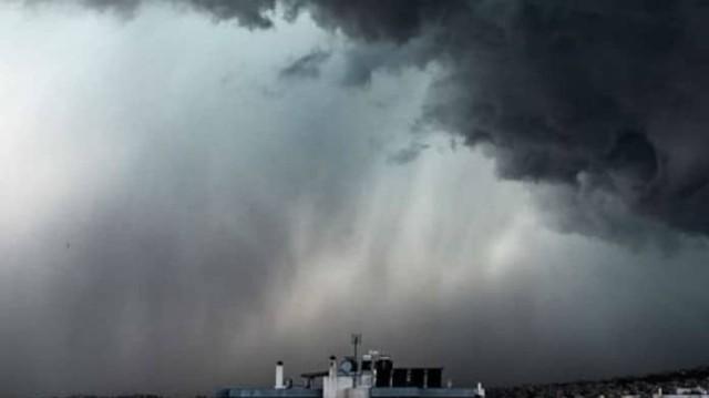 Ο καιρός της Μεγάλης Δευτέρας: Βροχές και καταιγίδες! Πού θα χτυπήσουν τα φαινόμενα!