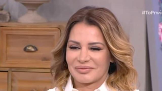Mαρία Καλαβρία: Τι απάντησε για τη διαφορά ηλικίας με τον Δημήτρη Αλεξάνδρου; (Βίντεο)
