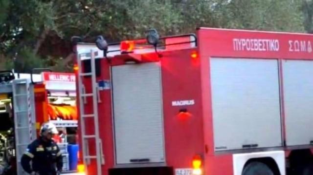 Έκτακτο: Φωτιά σε κτίριο στην Καλλιθέα! Μέχρι τη Συγγρού οι καπνοί!