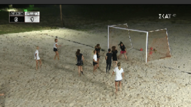 Survivor: Oι παίκτες παίζουν ποδόσφαιρο σήμερα! Ποια ομάδα θα βάλει το ''γκολ'';