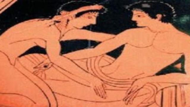 Τι έλεγαν οι αρχαίοι Έλληνες για το σ3ξ; - Οι εικόνες που σοκάρουν!