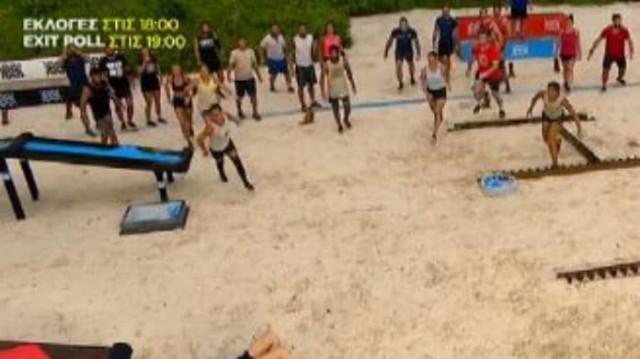Survivor: Τραυματίστηκε παίκτρια! Σοκάρει η στιγμή που πέφτει και χτυπάει τη μέση της! (Βίντεο)