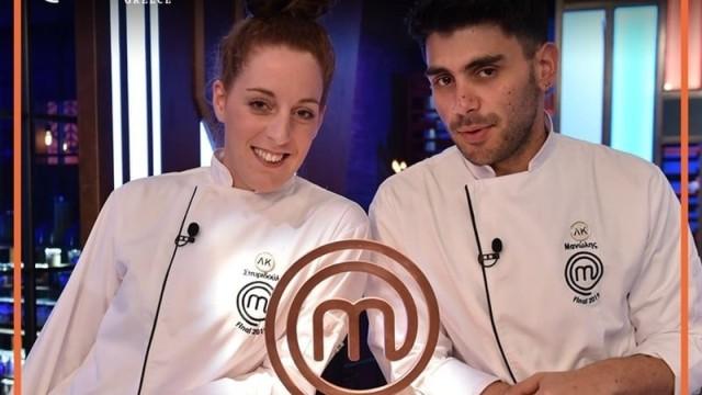 Master Chef: Έστησαν τον τελικό Μανώλης και Σπυριδούλα; Όλη η αλήθεια! (Βίντεο)