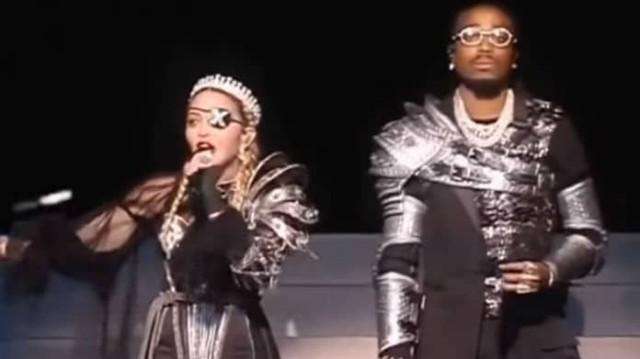 Eurovision 2019: Τραγωδία η εμφάνιση της Μαντόνα! Τα φάλτσα στην σκηνή που μας
