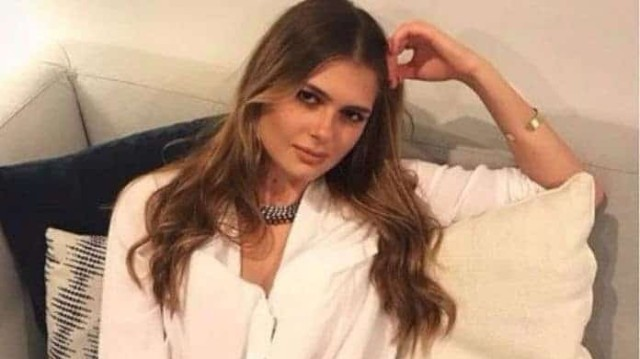 Αμαλία Κωστοπούλου: Τι έπαθε το πρόσωπό της; Λίγες ώρες πριν τον γάμο της μητέρας της!