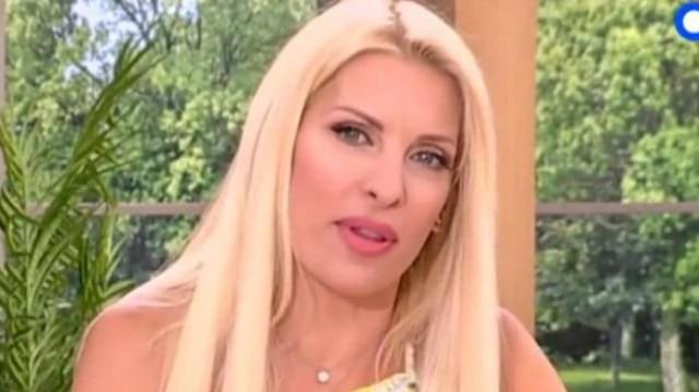 Χαμός στην εκπομπή της Μενεγάκη! Η απίστευτη ατάκα για την Μαρινούλα!