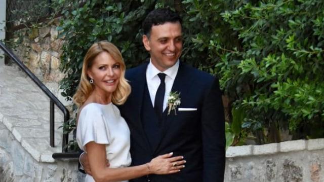 Γάμος Μπαλατσινού : Το περιστατικό που έσπειρε τον τρόμο λίγο πριν πάει στην εκκλησία η παρουσιάστρια!