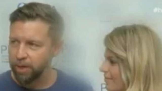 Γιάννης Βαρδής - Νατάσα Σκαφίδα: Οι πρώτες δηλώσεις μετά το εξιτήριο από το μαιευτήριο! (Βίντεο)