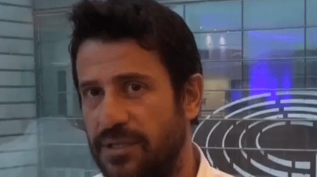 Αλέξης Γεωργούλης: Το δημόσιο ξέσπασμα στα social media! Τι συνέβη; (Βίντεο)