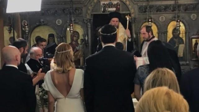 Γάμος Μπαλατσινού - Κικίλια: Δείτε τους στον χορό του Ησαΐα!