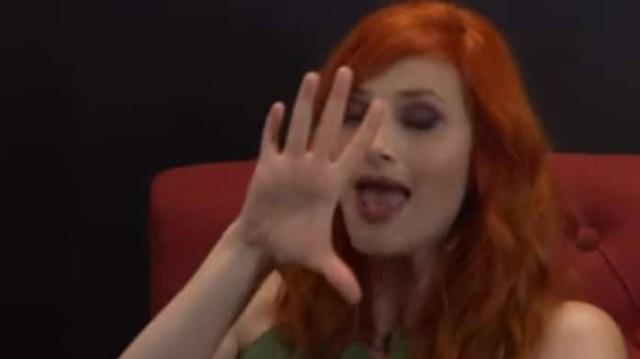 Μαρία Κωνσταντάκη: Έδειξε ποιο είναι το κατάλληλο... μέγεθος! (Βίντεο)