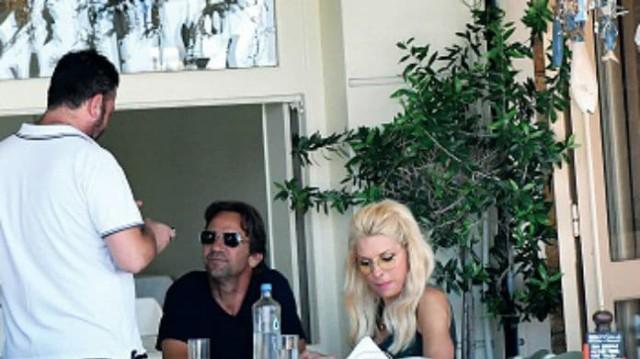 Ελένη Μενεγάκη - Ματέο Παντζόπουλος: Οι φωτογράφοι τους