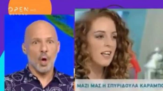 Νίκος Μουτσινάς: «Άδειασε» δημόσια την Σπυριδούλα από το Master Chef!