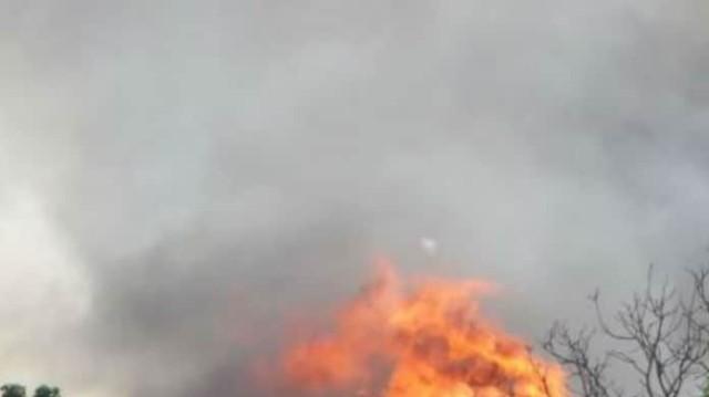 Σοκ! Ξέσπασε φωτιά σε εμπορικό κέντρο!