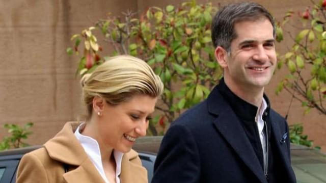 Σία Κοσιώνη - Κώστας Μπακογιάννης: Σε πελάγη ευτυχίας το ζευγάρι! Η χαρμόσυνη είδηση που μοιράστηκαν δημόσια!