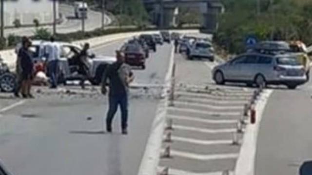 Τροχαίο σοκ στην Εγνατία Οδό! Ένας νεκρός μετά από την ισχυρή σύγκρουση!