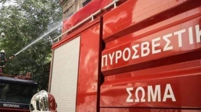 Τραγωδία! Άντρας κάηκε ζωντανός σε φωτιά που ξέσπασε σε μονοκατοικία!